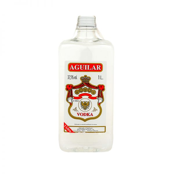 Vodka Aguilar Pet