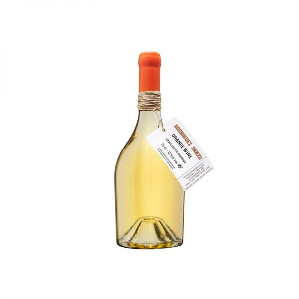 vino rodriguez sanzo orange