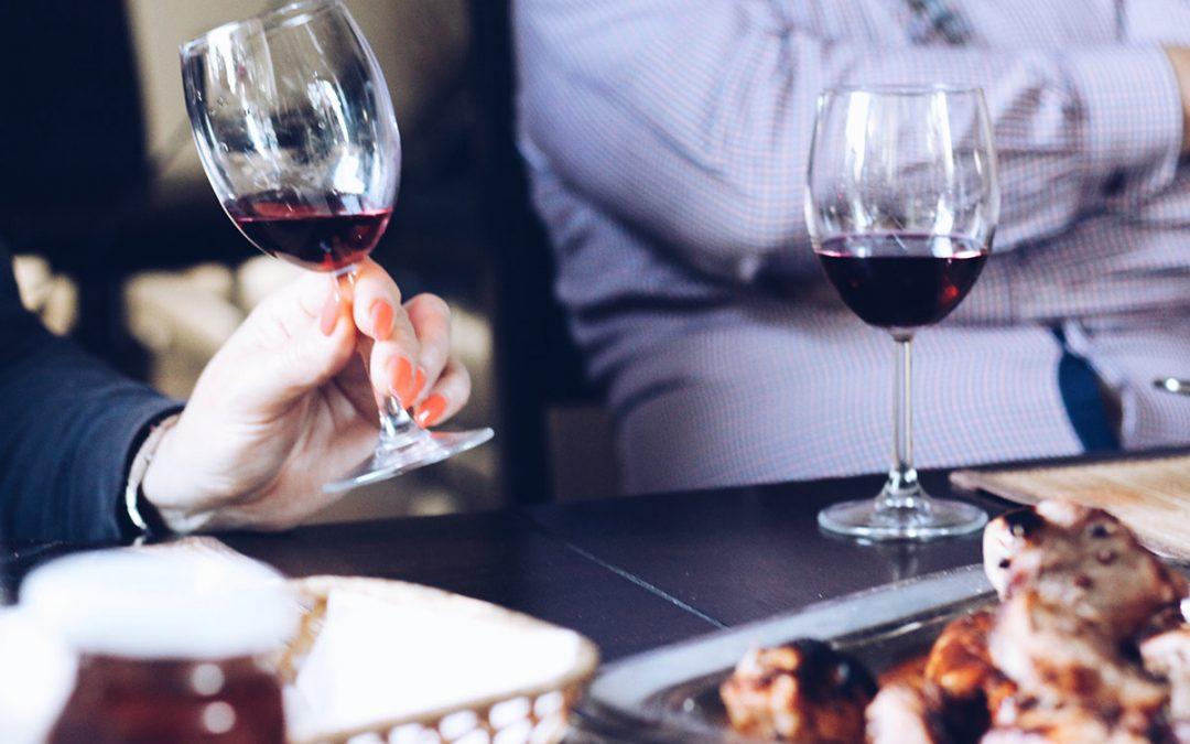 elegir vino segun tipo de comida