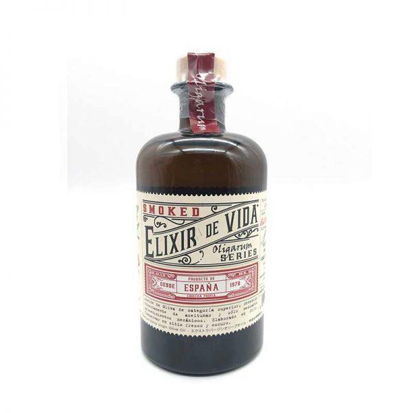 Aceite Ahumado Elixir de Vida